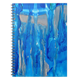 frosted forest 121517 notebook