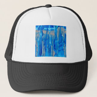 frosted forest 121517 trucker hat
