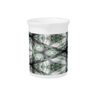 Frosted Gamma Pattern 2 Pitcher