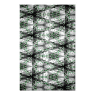 Frosted Gamma Pattern 2 Stationery