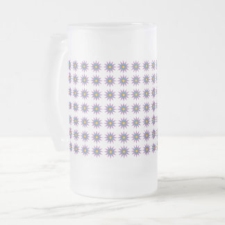 Frosted Glass Mug For Softdrinks