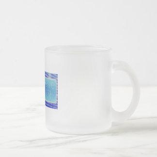 Frosted Glossolalia Mug