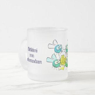 Frosted Humor Mug