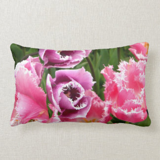 Frosted Ladies Lumbar Cushion