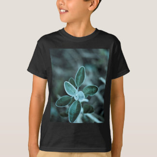 Frosted Leaf T-shirts