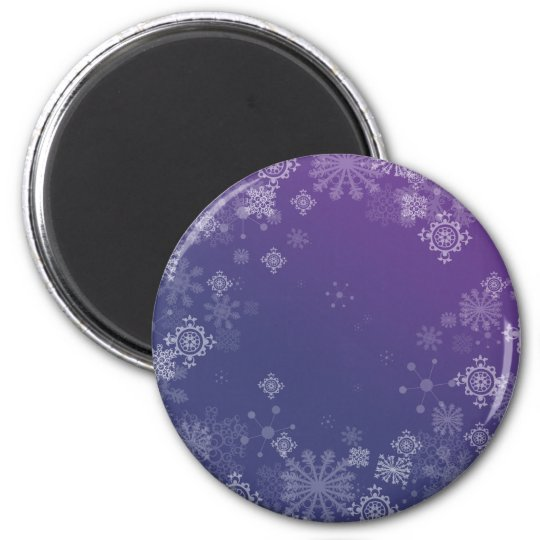 Frosted Magnet