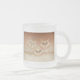 Frosted Mugs - Tabby Road
