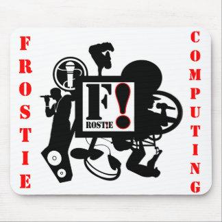 Frostie logo mouse mat (Design 2)