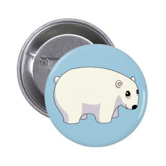 Frosting 6 Cm Round Badge