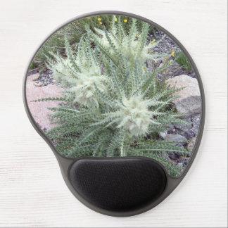 Frosty Ball Alpine Wildflowers Gel Mouse Pad