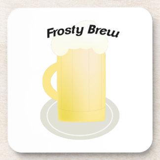Frosty Brew Coaster