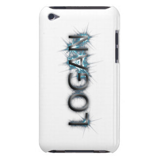 Frosty Barely There iPod Case