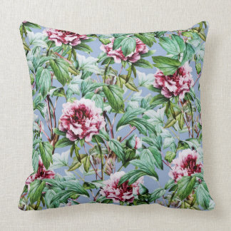 Frosty Florals Cushion