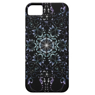 Frosty flowers case for the iPhone 5