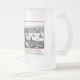 Frosty London Mug