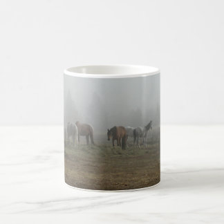Frosty Morning Fog mug