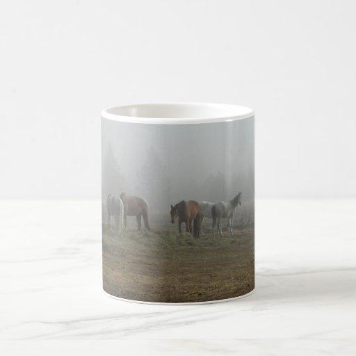 Frosty Morning Fog mug