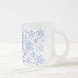 Frosty Coffee Mugs