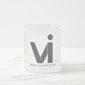 Frosty Mug With Vi Logo Mug