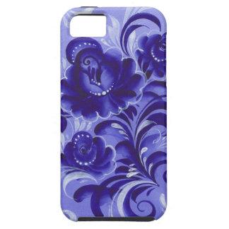 Frosty pattern tough iPhone 5 case
