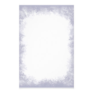 Frosty Stationery