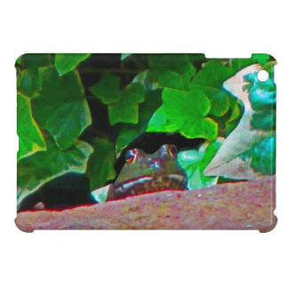 Frowning Frog Case For The iPad Mini