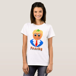 Frowning peachy T-Shirt