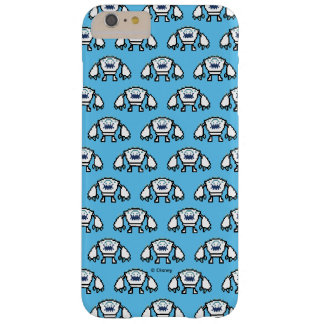 Frozen | 8-Bit Marshmallow Barely There iPhone 6 Plus Case