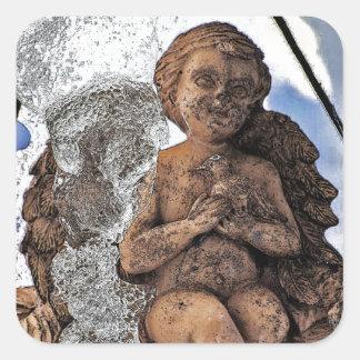 Frozen Angel Sticker