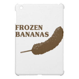 Frozen Bananas iPad Mini Cover