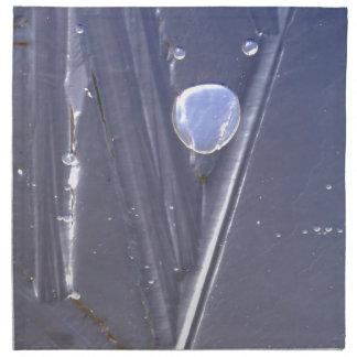 Frozen bubble cloth napkins