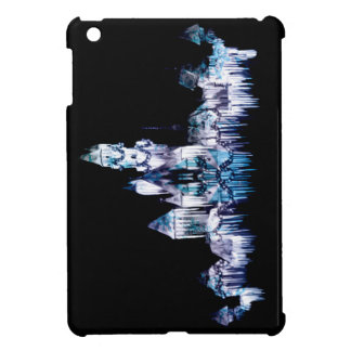 Frozen Castle - Snowflakes iPad Mini Case