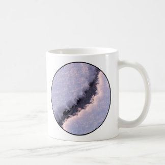 Frozen chasm coffee mug