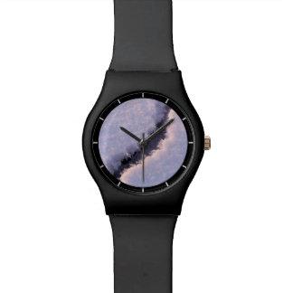 Frozen chasm wristwatches