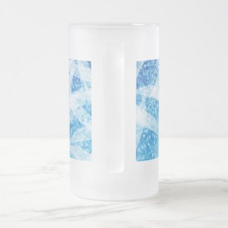 Frozen Collection Frosted Mug