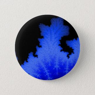Frozen Flake 6 Cm Round Badge