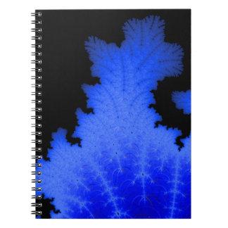 Frozen Flake Notebook