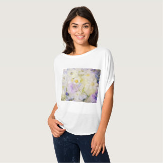 Frozen flowers T-Shirt