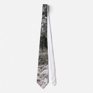 frozen forest  tie