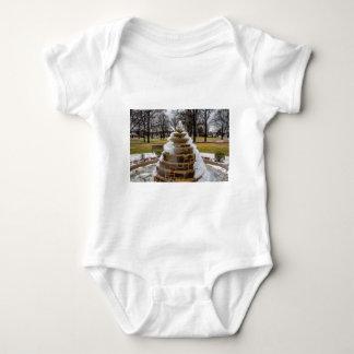 Frozen Fountain Baby Bodysuit