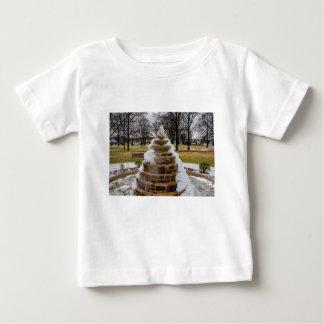 Frozen Fountain Baby T-Shirt