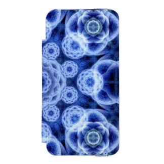 Frozen Galaxy Mandala Incipio Watson™ iPhone 5 Wallet Case