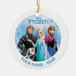 Frozen Group Personalised