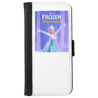 Frozen iPhone 6 Wallet Case