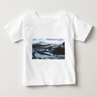 Frozen Knik River Baby T-Shirt
