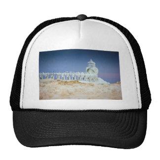 Frozen Lighthouse Cap