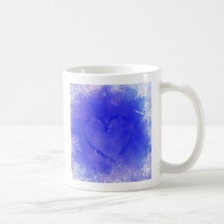 """""""Frozen Love"""" White 11 oz. Classic Mug"""