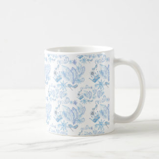 Frozen Pattern Coffee Mug