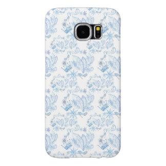 Frozen Pattern Samsung Galaxy S6 Cases