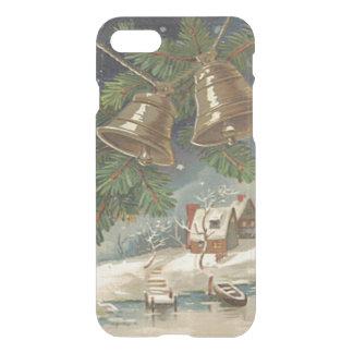 Frozen Pond Bell Evergreen Snow iPhone 7 Case